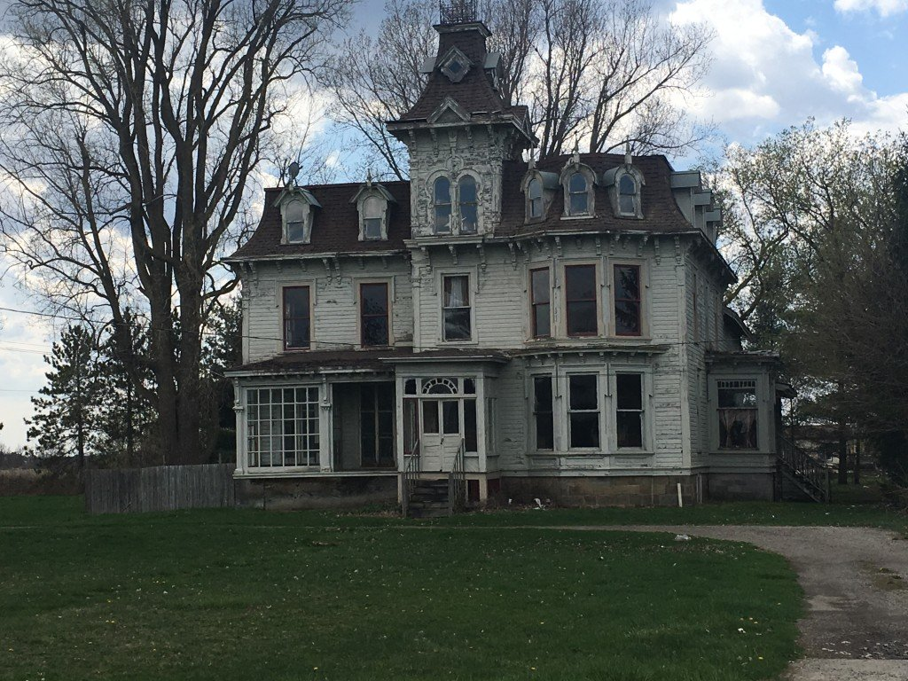 Bruce Mansion - Haunted Sites in Michigan's Thumb