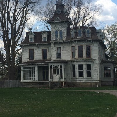 Spooky Sites in Michigan's Thumb