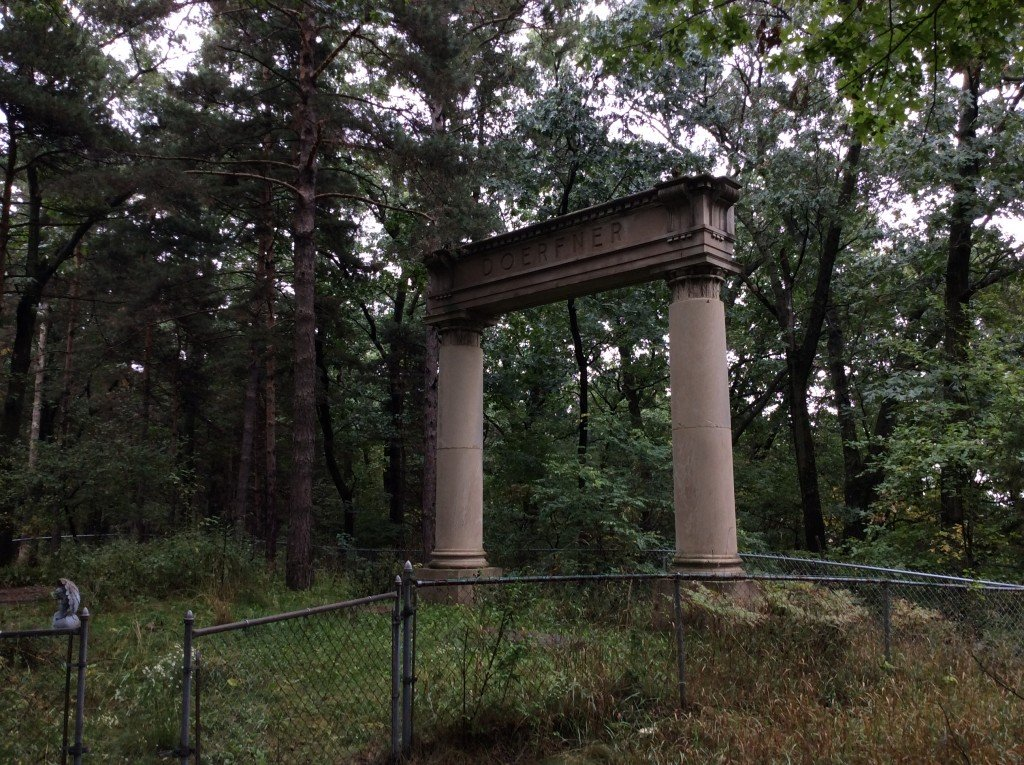Old Bay Port Cemetery - Haunted Sites in Michigan's Thumb