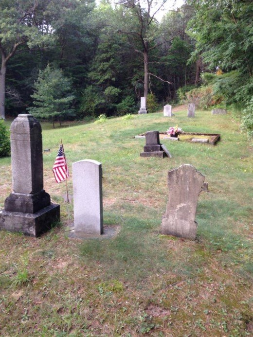 Port Crescent Cemetery Plots - Haunted Sites in Michigan's Thumb