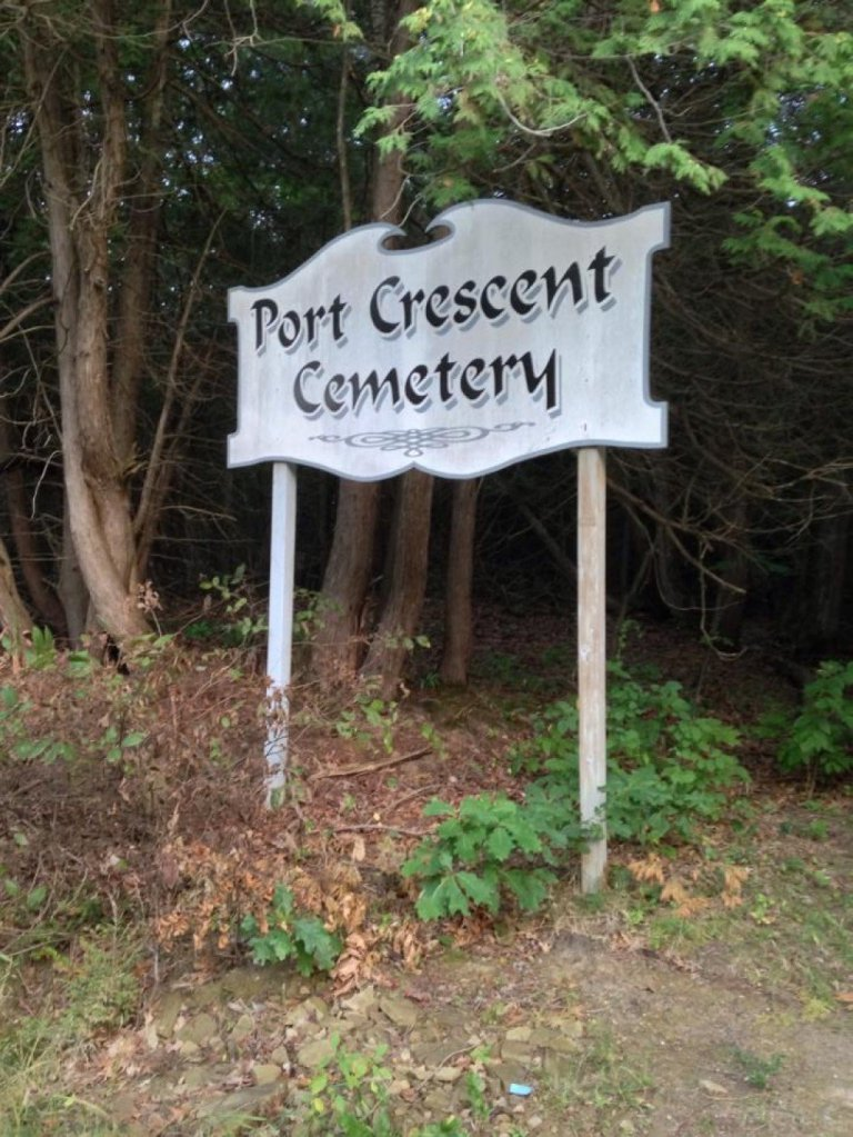 Port Crescent Cemetery - Haunted Sites in Michigan's Thumb